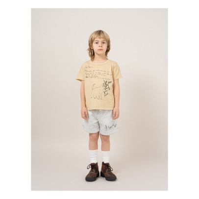 Bobo Choses W.I.M.A.M.P Organic Cotton T-shirt  -listing