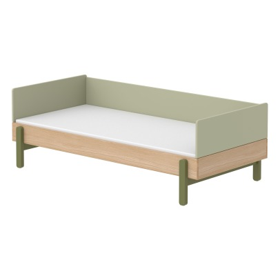 Flexa Play Posicle Oak Wood Bed 100x200cm-listing