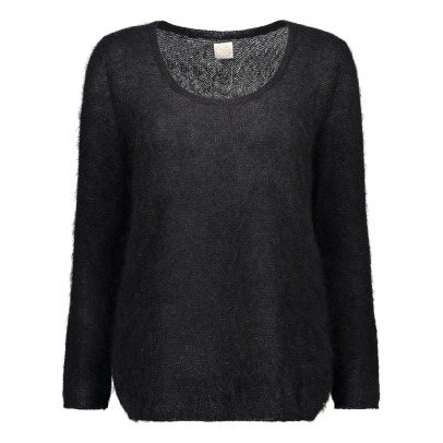 Des petits hauts Pull Mohair Soie Colina-listing