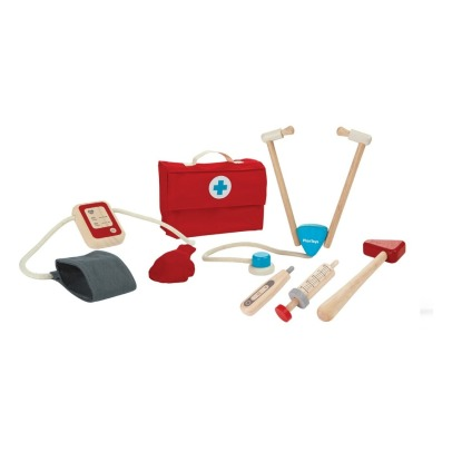 Plan Toys Arzt-Koffer & Accessoires aus Holz -listing