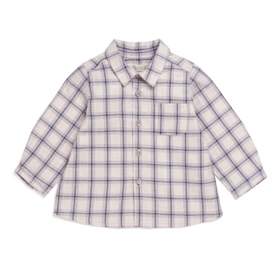 Bonpoint Malo Flannel Shirt -listing