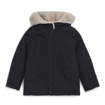 Bonpoint Parka Déperlante Fourrée January-listing