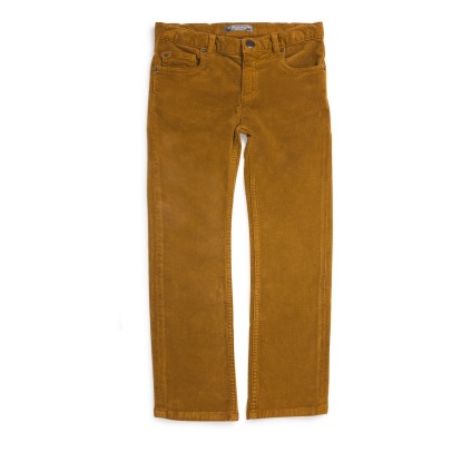 Bonpoint Dylan Velvet Striped Trousers -listing