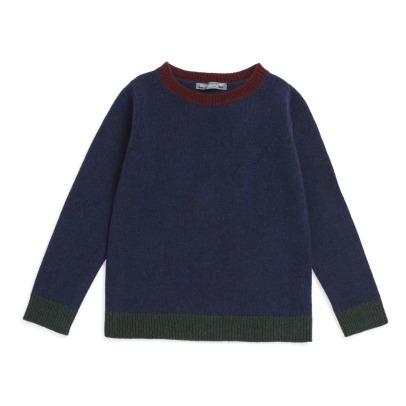 Bonpoint Pullover aus Wolle -listing