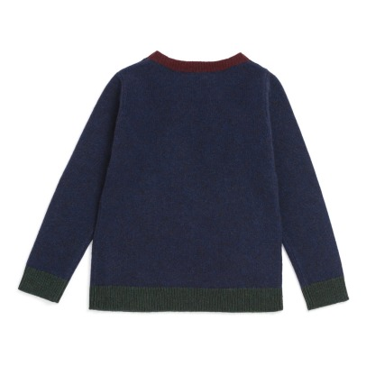 Bonpoint Wool and Yak Fabric Jumper -listing