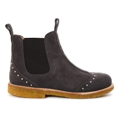 Angulus Studded Chelsea Boots -listing