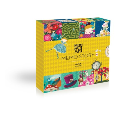 Mon Petit Art Memory Alice in wonderlands-product