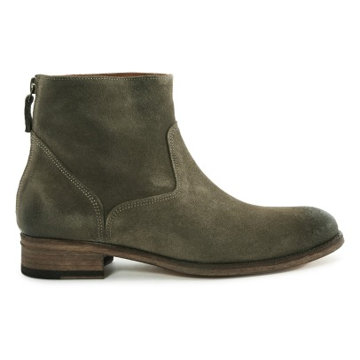 Anthology Paris 6800 Suede Boots-listing