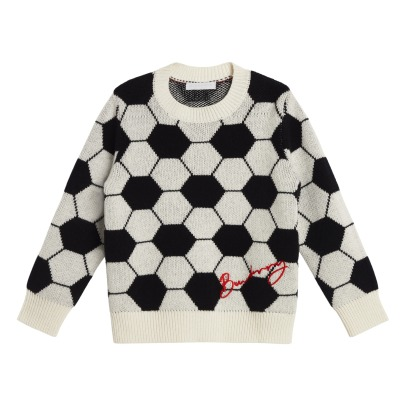 Burberry Pullover Cachemire Football Montie-listing