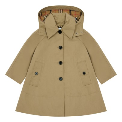 Burberry Bethel Trench Coat with Removable Hoodie -listing