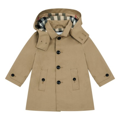 Burberry Mini Bradley Trench Coat -listing