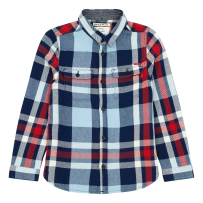 Scotch & Soda Flanell-Hemd -listing