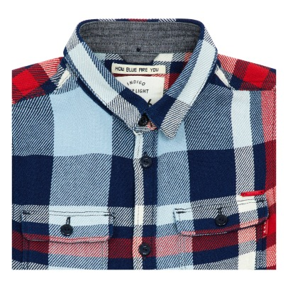 Scotch & Soda Flannel Shirt -listing