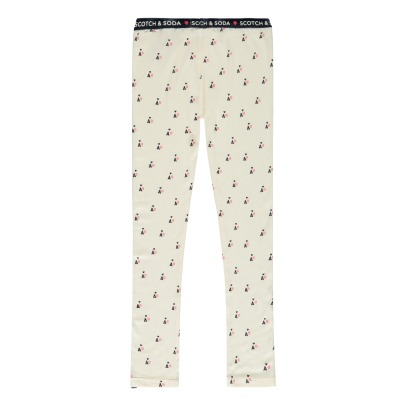 Scotch & Soda Leggings Allover -listing