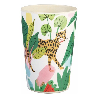 Klevering Tazza in bambou Bodil Leopard -listing