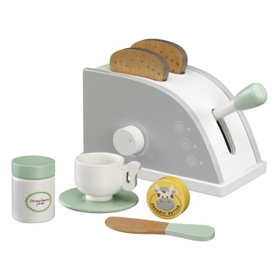 Kid's Concept Toaster Set -listing