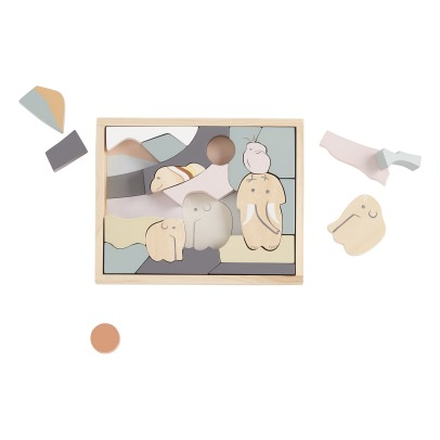 Kid's Concept Mammouth Puzzle -listing