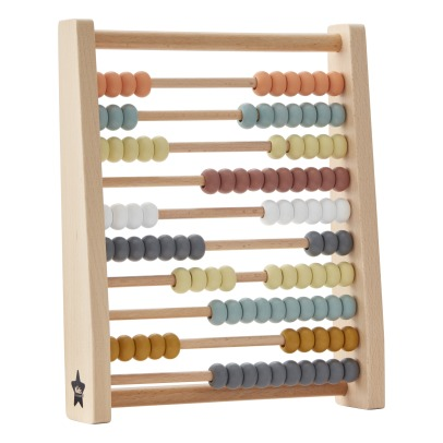 Kid's Concept Wooden Abacus -listing