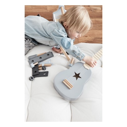 Kid's Concept Wooden Guitar -listing