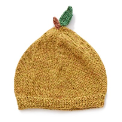 Oeuf NYC Baby Alpaca Wool Pear Beanie -product