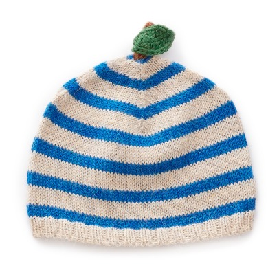 Oeuf NYC Baby Alpaca Wool Apple Beanie -listing