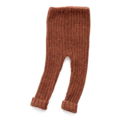 Oeuf NYC Everyday Baby Alpaca Wool Ribbed Trousers -listing