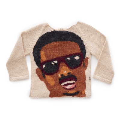 Oeuf NYC Pullover Baby Alpaga Stevie Wonder-listing