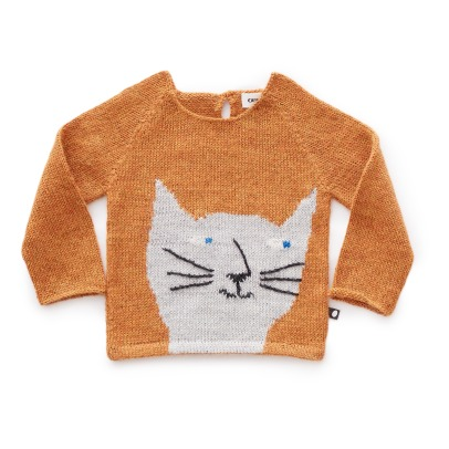 Oeuf NYC Pull Baby Alpaga Chat Gris-listing