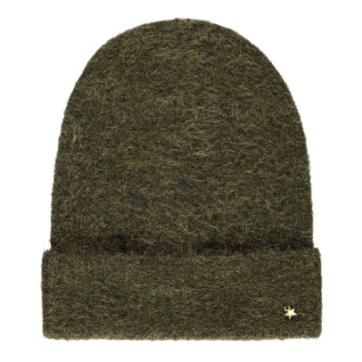 Des petits hauts Cevena Mohair and Merino Wool Beanie -listing