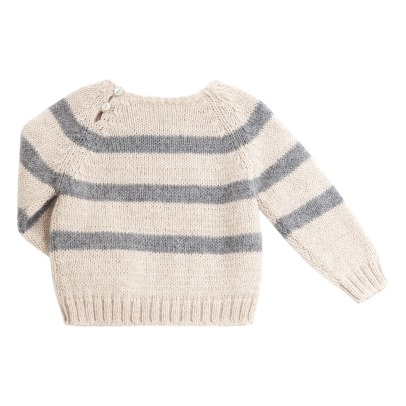 Tocoto Vintage Striped Jumper -listing