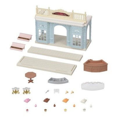Sylvanian Magasin de glaces italiennes-listing