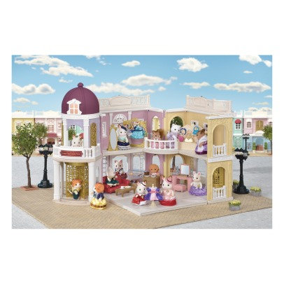 Sylvanian Grand Department Store -listing