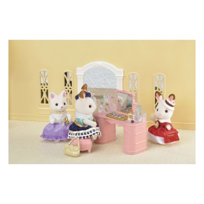 Sylvanian Cosmetic Beauty Set -listing