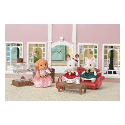 Sylvanian Salone da The e Cioccolata -listing