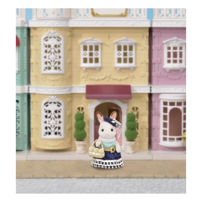 Sylvanian Chocolate Rabbit Girl -listing