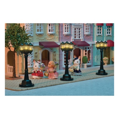 Sylvanian Light up Street lamp-listing