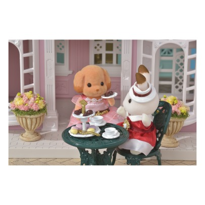 Sylvanian Chocolate Lounge -listing