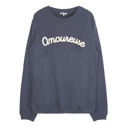 "Emile et Ida ""Amoureuse"" Sweatshirt - Women's Collection -listing"