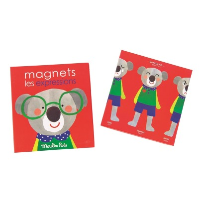 Moulin Roty Magnetic Game -product