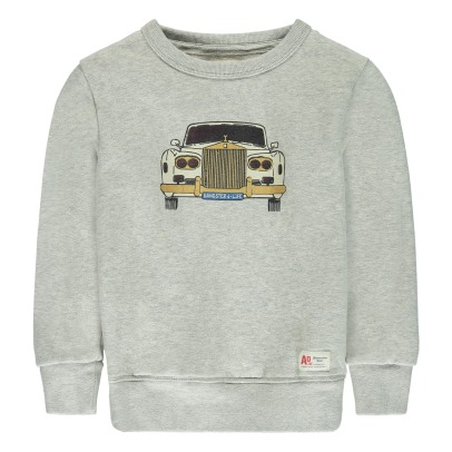 AO76 Car Sweatshirt -listing