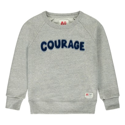 AO76 Courage Sweatshirt -listing