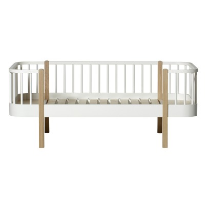 Oliver Furniture Lit junior banquette Wood 90x160 cm-listing