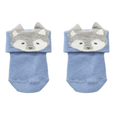 Il Gufo Chaussettes Animaux-listing