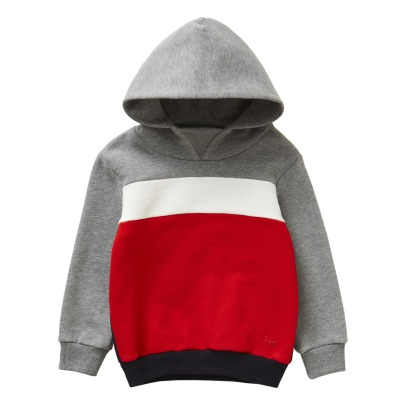 Il Gufo Colorblock Hoodie -listing