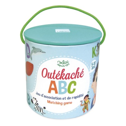 Vilac Outékaché ABC Skill Game -product
