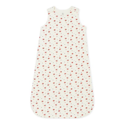 Petit Bateau Tally Floral Baby Sleeping Bag-listing