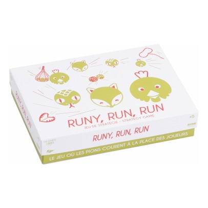 Les Jouets Libres Runy Run Run Board Game -listing