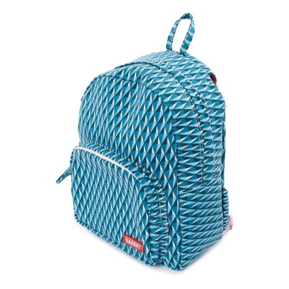 Bakker made with love Diamond Canvas Mini Backpack -listing