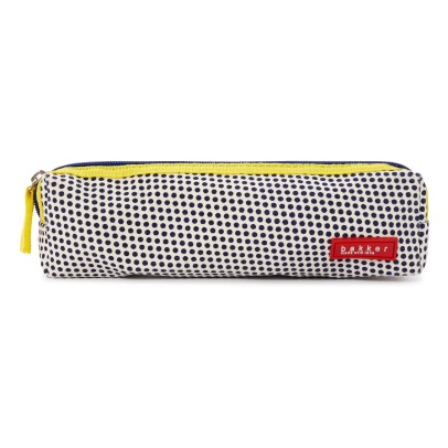 Bakker made with love Polka Dot Canvas Pencil Case-listing