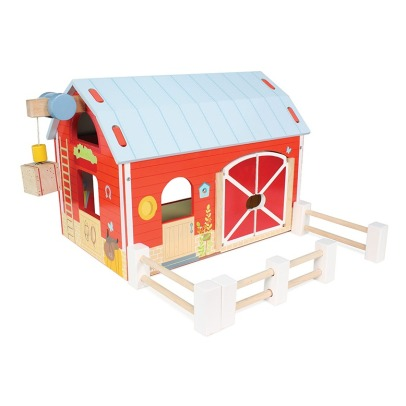 Le Toy Van Garage in legno -listing